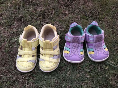 子供靴イフミー(IFME)のサンダルはコスパ最強