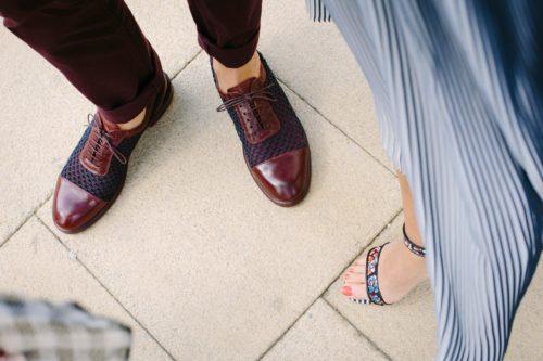 靴の中のにおいがくさい